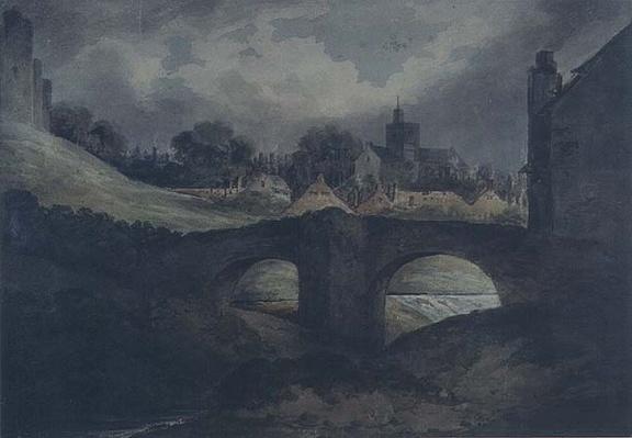 Brecon Town and Bridge