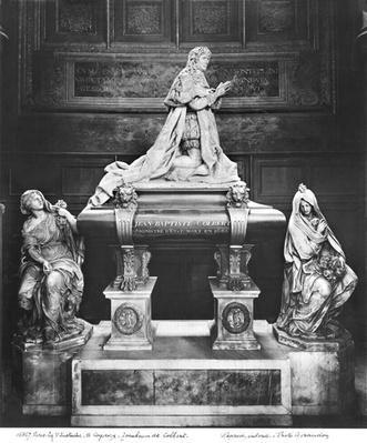 Tomb of Jean-Baptiste Colbert de Torcy