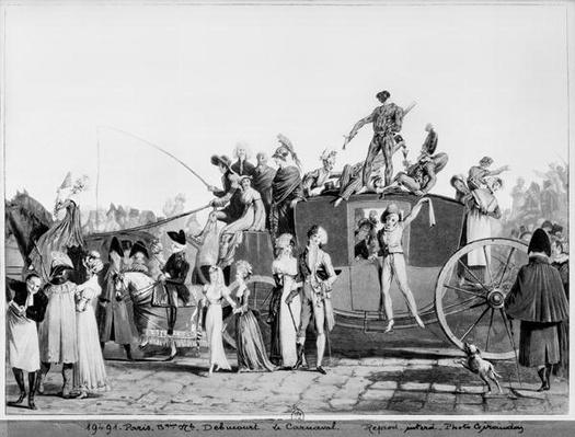 Carnival, 1810