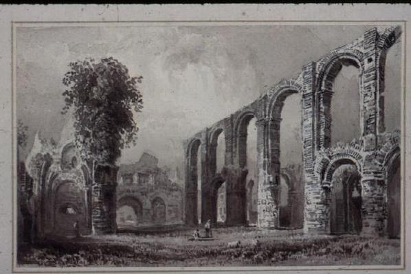 St. Botolph's Priory, Colchester, Essex