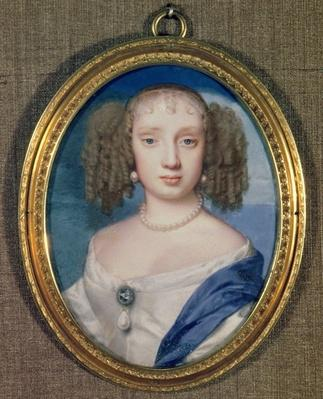 Duchess of Orleans, c.1665