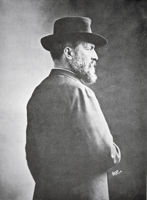James Abram Garfield (1831-81) 1881 (photo) by American Photographer, (19th century)