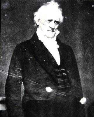 James Buchanan (1791-1868) (b/w photo) by Brady, Mathew (1823-96)