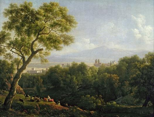 View of Frascati