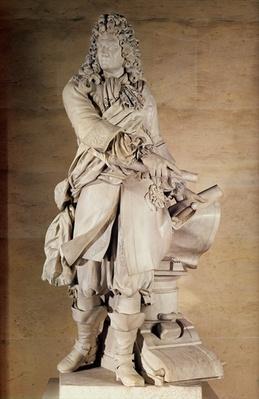 Statue of Sebastien Le Prestre de Vauban