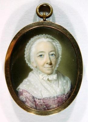 Portrait of an Elderly Lady, 1767