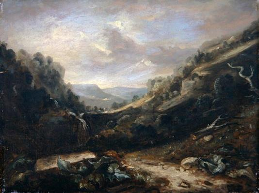 West Country Landscape