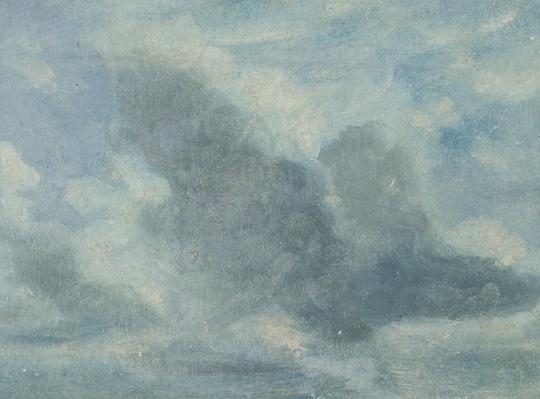 Sky Study, c.1822