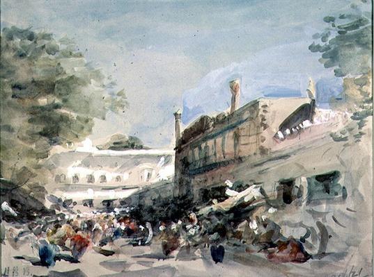 Street Scene in Delhi