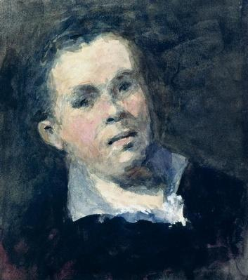 Head of Goya