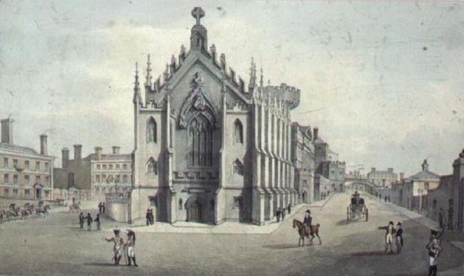 The Castle Chapel, Dublin