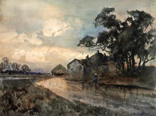 Beacontree Heath, near Dagenham, Essex, c. 1909