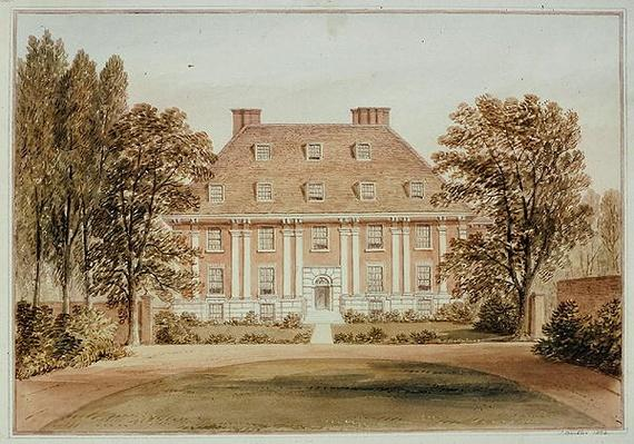 Balmes House, Middlesex