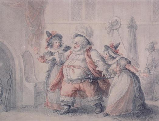 Falstaff's Escape