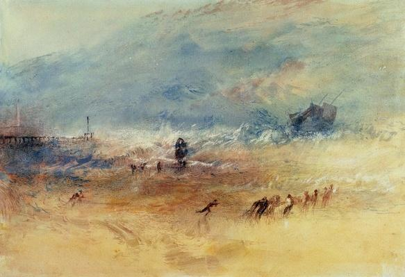 Yarmouth Sands, c.1840