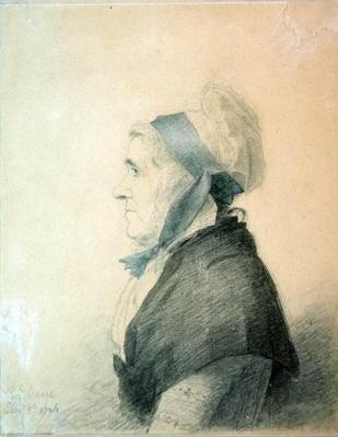 Portrait of an Elderly Lady, 1796