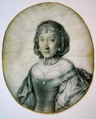 Portrait of a Lady, 1666