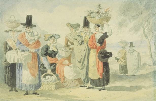 Welsh Fisherwomen