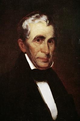 William Henry Harrison (1773-1841) (colour litho) by Andrews, Eliphalet Frazer (1835-1915)