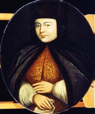 Portrait of Natalia Kirillovna Naryshkina