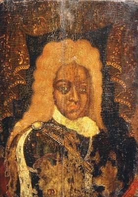 Portrait of Tsar Alexei I