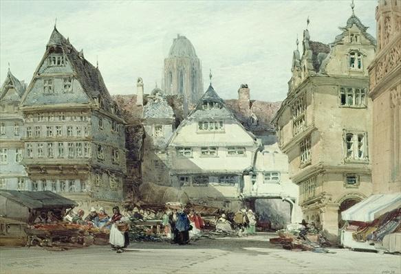 Market Place, Frankfurt