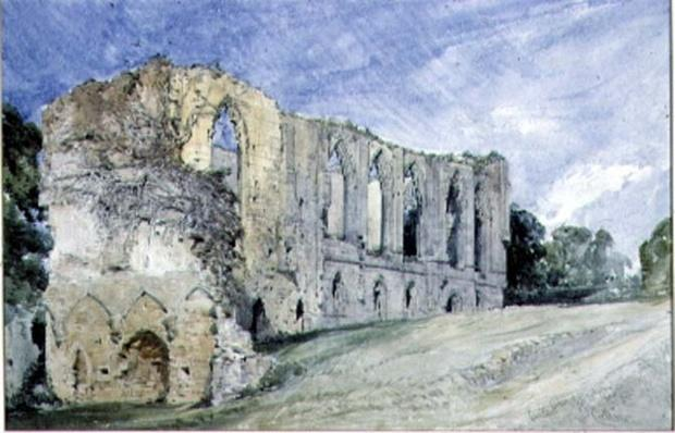 Easby Abbey, Yorkshire