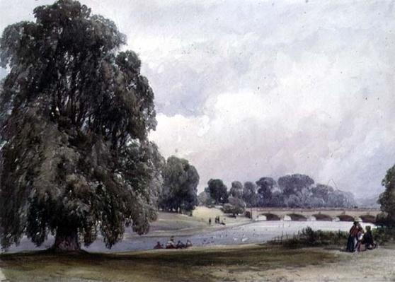 The Serpentine, Kensington Gardens