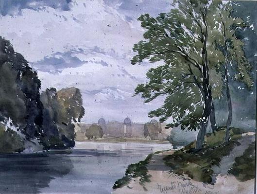 View in Regent's Park, 1842