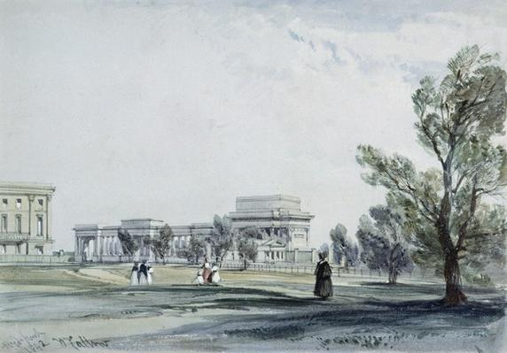 Entrance to Hyde Park at Hyde Park Corner
