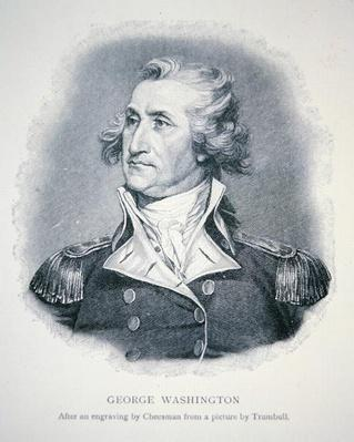 George Washington Engraving