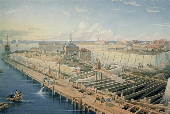 Construction of Docks