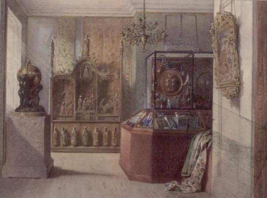 Marlborough House: First Room