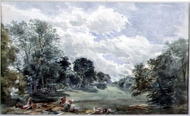 Barncluith Park