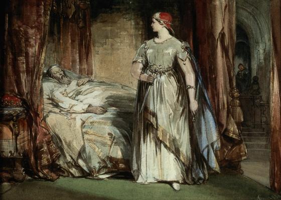 Lady Macbeth, 1850