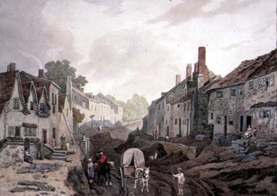 Street Scene, Erith, Kent