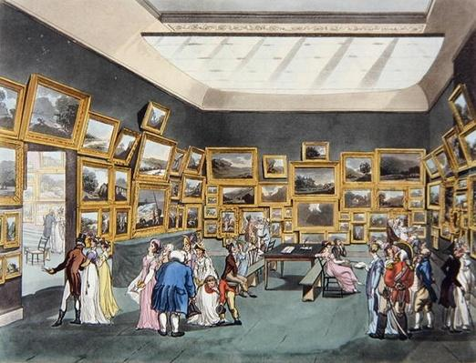 Exhibition of Water Coloured Drawings