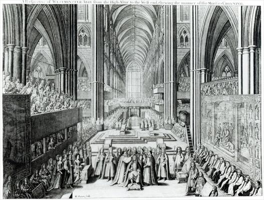 The Coronation of King James II