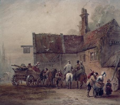 A Wayside Inn