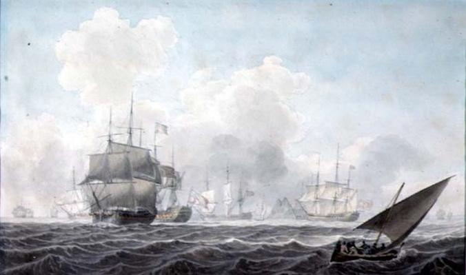 English Ships of War