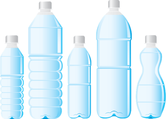 pet bottle of water Vector | Health and Nutrition