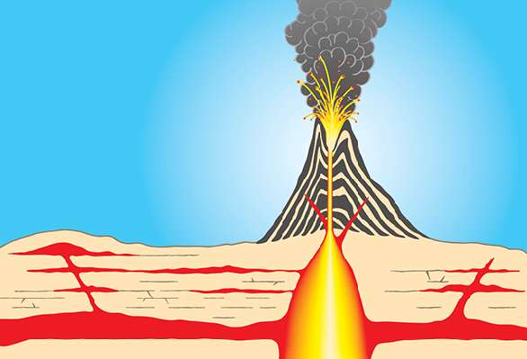 Volcano | Clipart