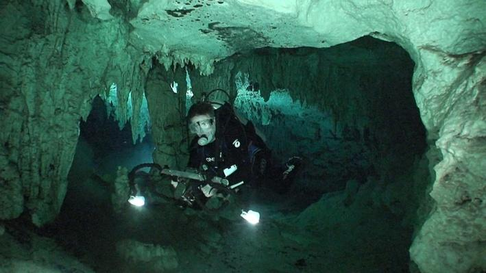The Mexican Underground: Cenotes