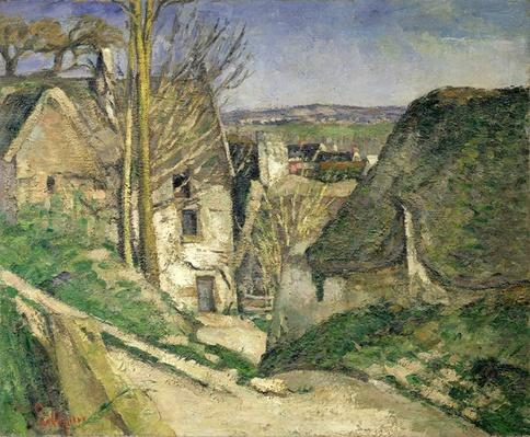 The House of the Hanged Man, Auvers-sur-Oise, 1873