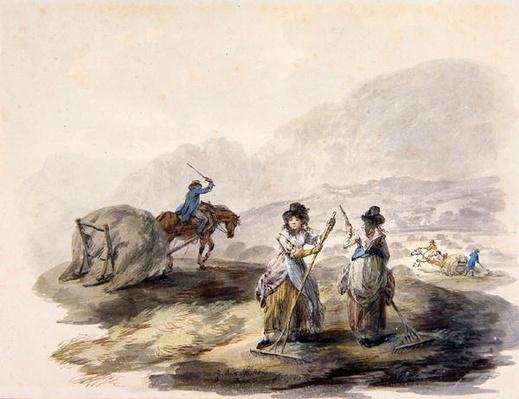 Haymaking, 1792