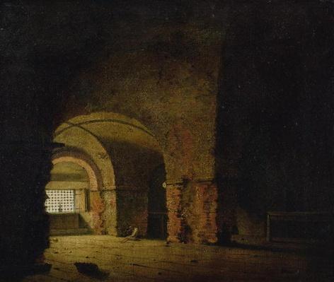 The Prisoner, c.1787-90