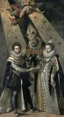 The Marriage of Louis XIII