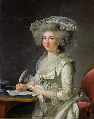 Portrait of a Woman, c.1787