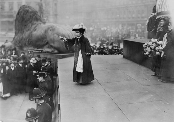 Suffragette Rally | Women's Suffrage | U.S. History