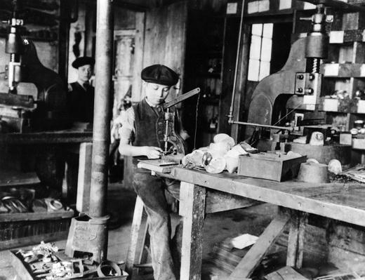 Factory Boy | Industrial Revolution